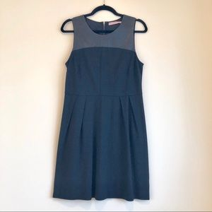 Juicy Couture dress with Lambskin trim